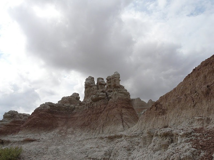 Национальный парк Badlands 82711