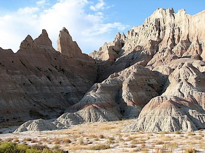 Национальный парк Badlands 40171