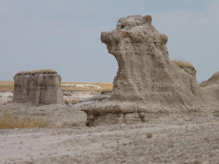 Национальный парк Badlands 20026
