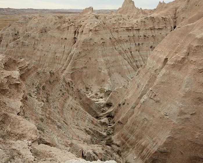 Национальный парк Badlands 30873