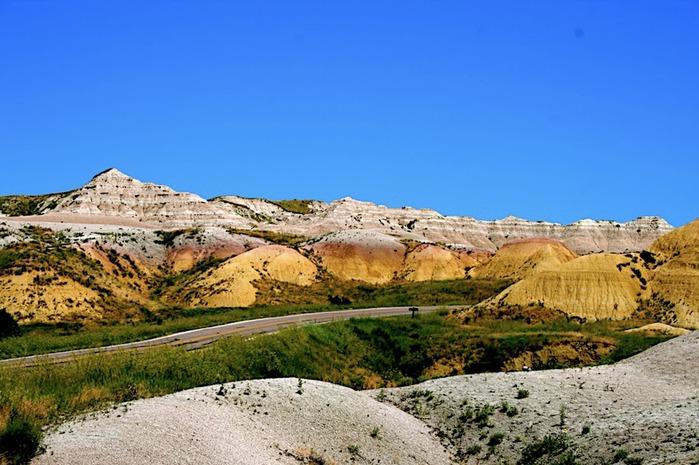 Национальный парк Badlands 16398