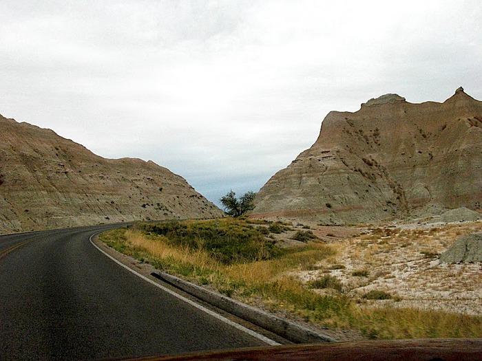 Национальный парк Badlands 57636