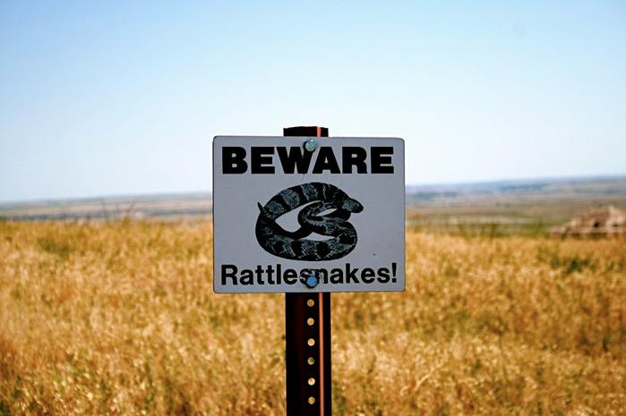 Национальный парк Badlands 96311
