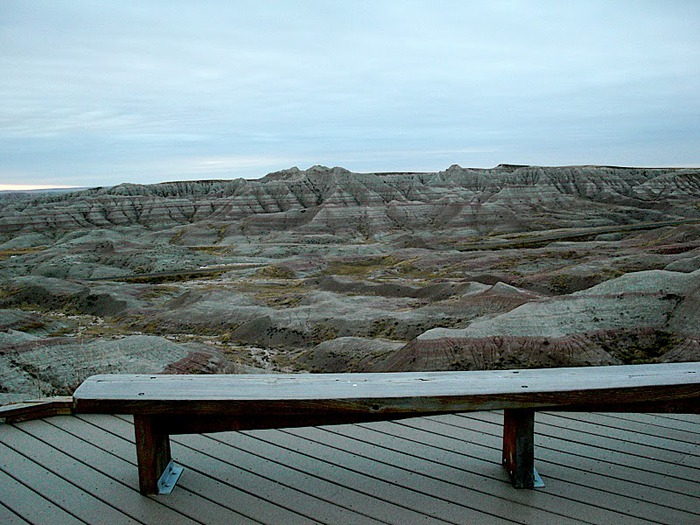 Национальный парк Badlands 51029