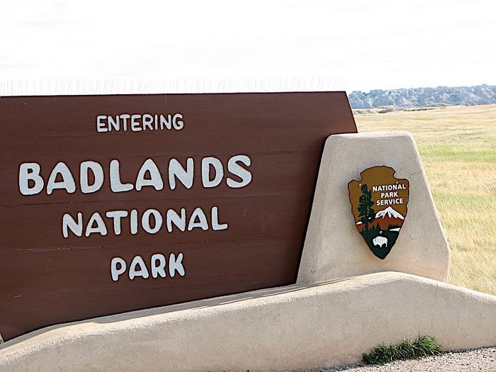 Национальный парк Badlands 87760