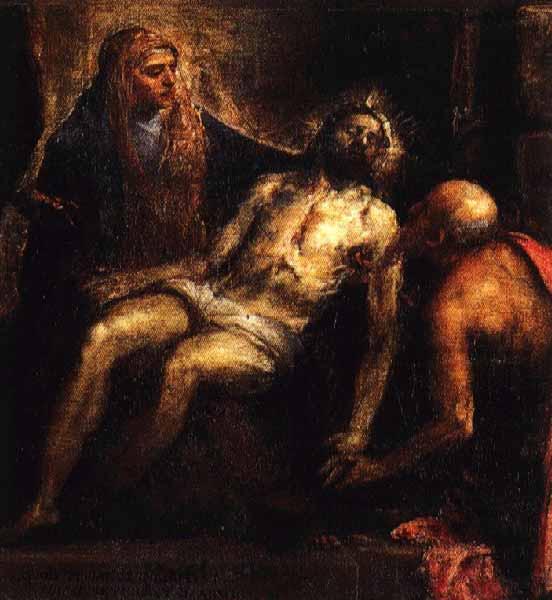 Тициан. Коллекция картин. / Эпоха возрождения
