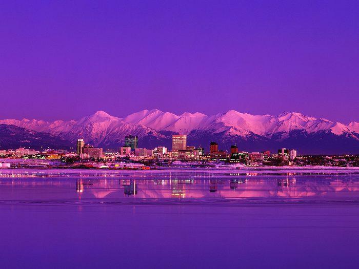 Аляска 15633