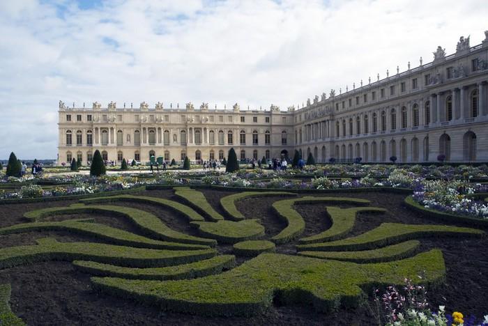 Поедем в царственный Версаль 55412
