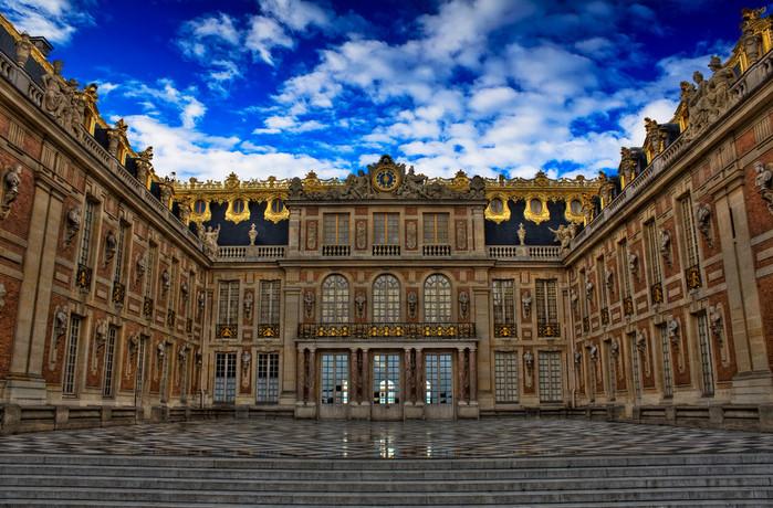 Поедем в царственный Версаль 52175