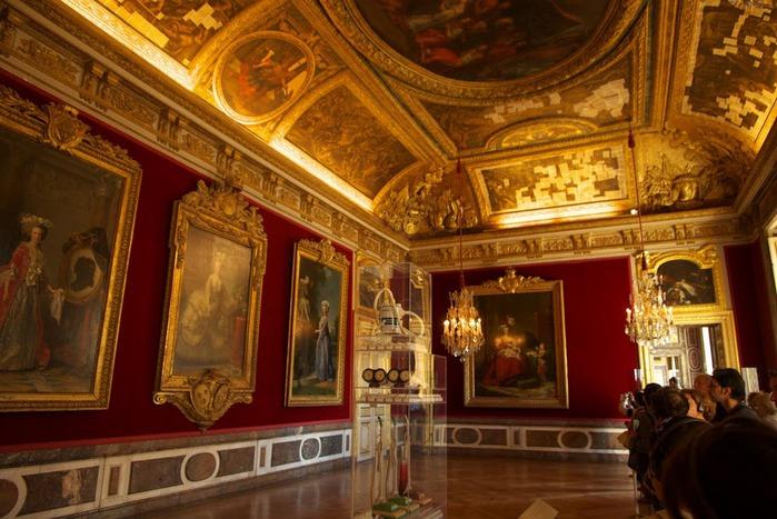 Поедем в царственный Версаль 33096