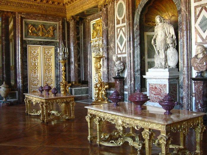 Поедем в царственный Версаль 98401