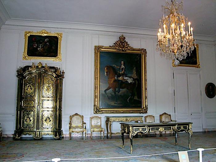 Поедем в царственный Версаль 86792
