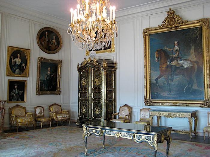 Поедем в царственный Версаль 71876