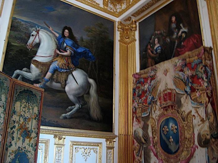 Поедем в царственный Версаль 23598