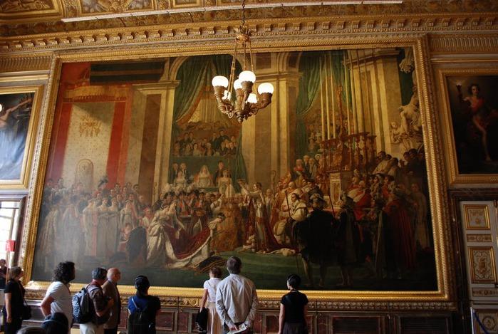 Поедем в царственный Версаль 30056