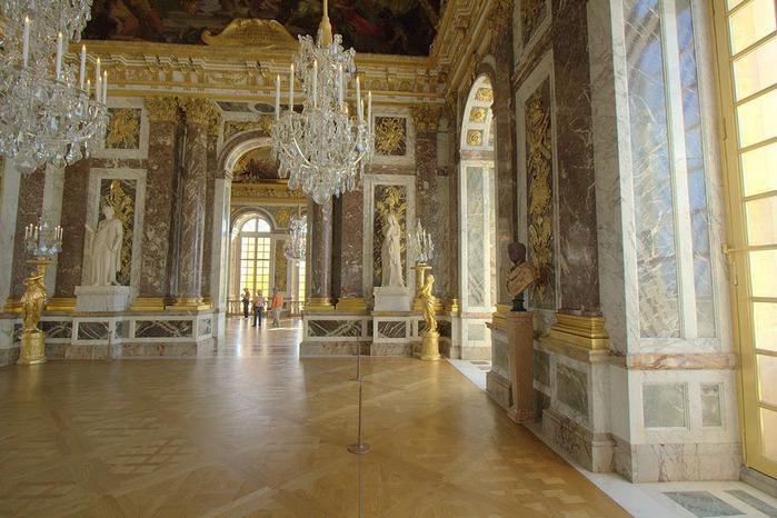 Поедем в царственный Версаль 93757