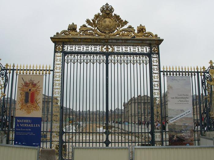 Поедем в царственный Версаль-2 34488