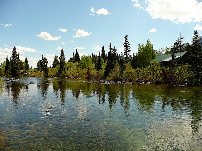 Национальный парк - Гранд Тетон 14949