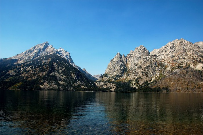 Национальный парк - Гранд Тетон 13166