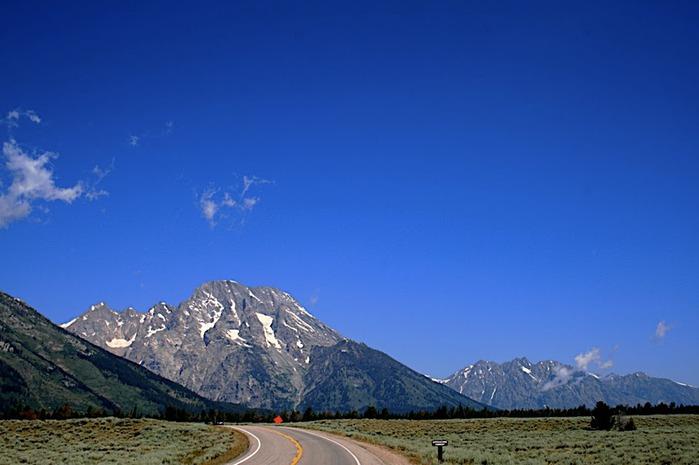 Национальный парк - Гранд Тетон 47700