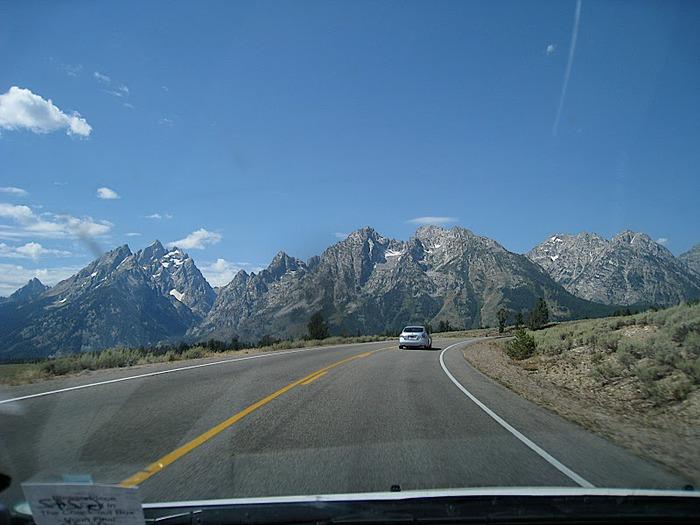 Национальный парк - Гранд Тетон 46167