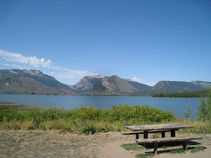 Национальный парк - Гранд Тетон 97954