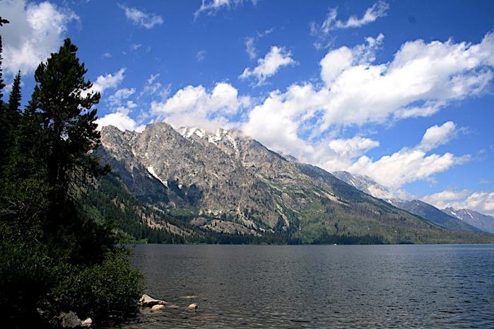 Национальный парк - Гранд Тетон 89084
