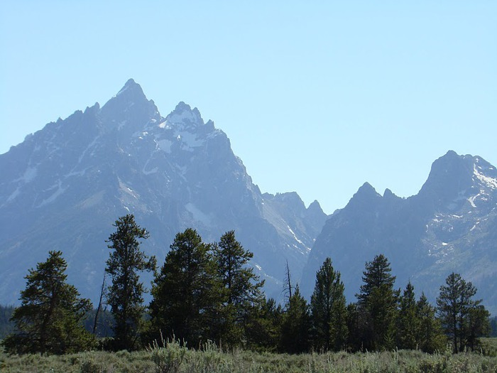 Национальный парк - Гранд Тетон 22955