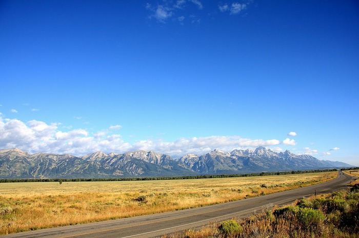 Национальный парк - Гранд Тетон 68563