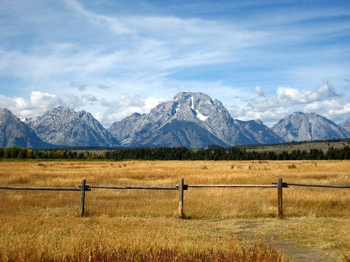 Национальный парк - Гранд Тетон 92470