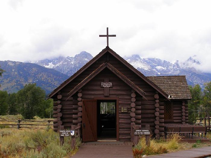 Национальный парк - Гранд Тетон 91343