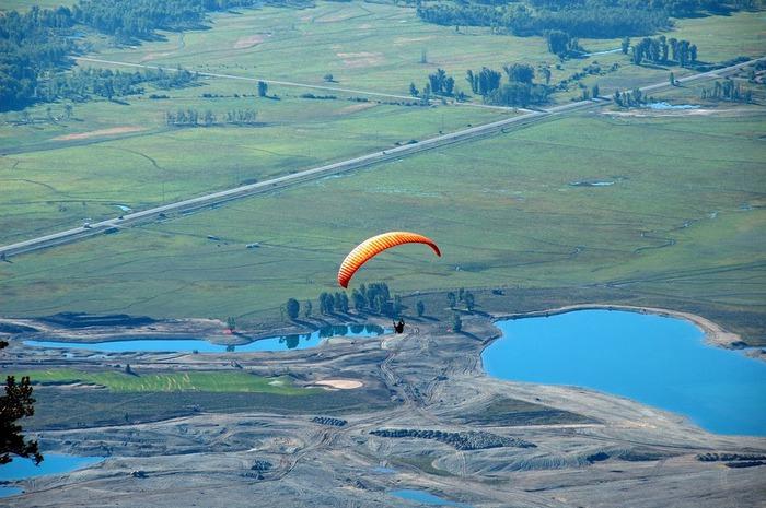Национальный парк - Гранд Тетон 82384