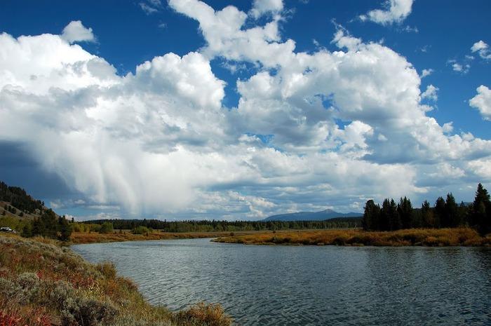 Национальный парк - Гранд Тетон 80106