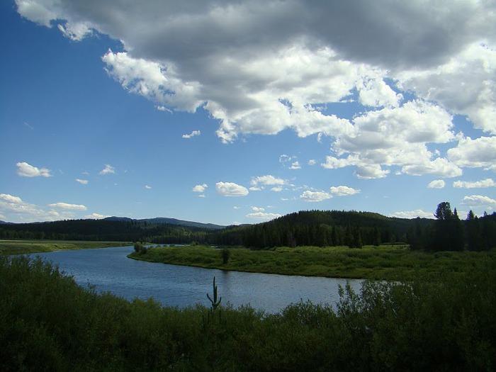 Национальный парк - Гранд Тетон 22865