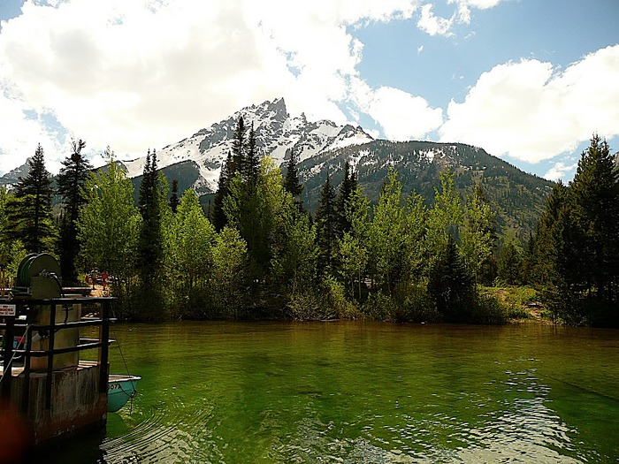 Национальный парк - Гранд Тетон 62174