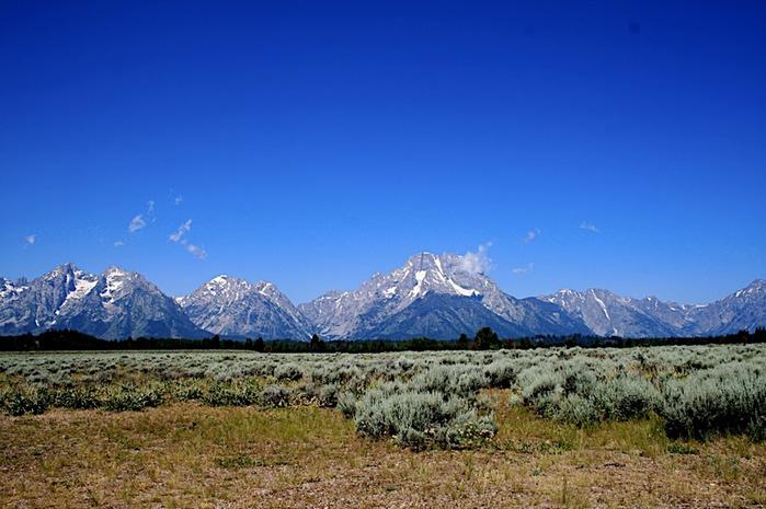 Национальный парк - Гранд Тетон 71698