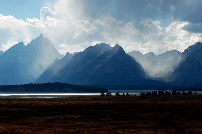 Национальный парк - Гранд Тетон 60138