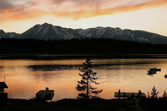 Национальный парк - Гранд Тетон 61805