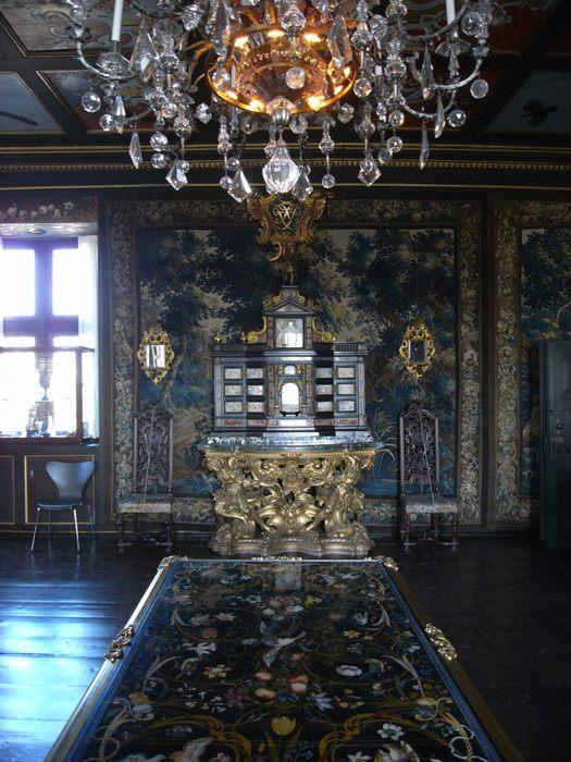 ЗАМОК РОЗЕНБОРГ / ROSENBORG CASTLE 17280