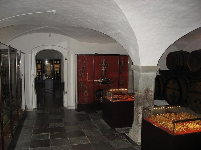 ЗАМОК РОЗЕНБОРГ / ROSENBORG CASTLE 17513