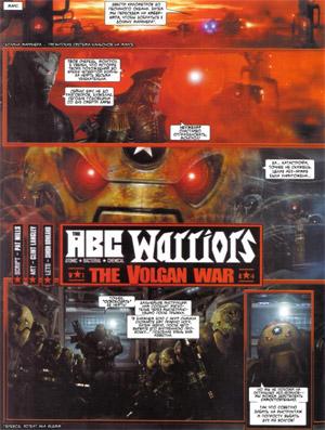 АБХ-Воины (ABC Warriors), часть 4