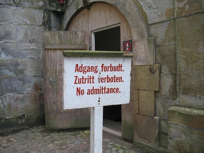 Замок Кронборг (Kronborg Castle) 52663