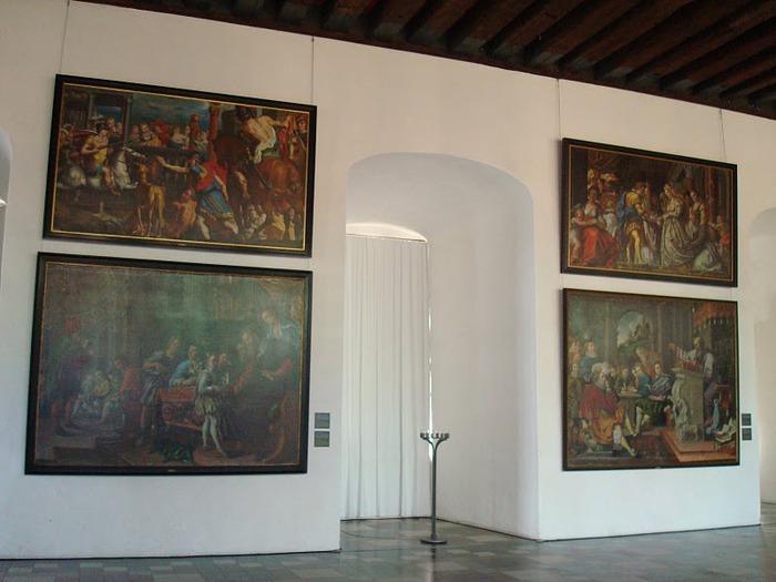 Замок Кронборг (Kronborg Castle) 95275