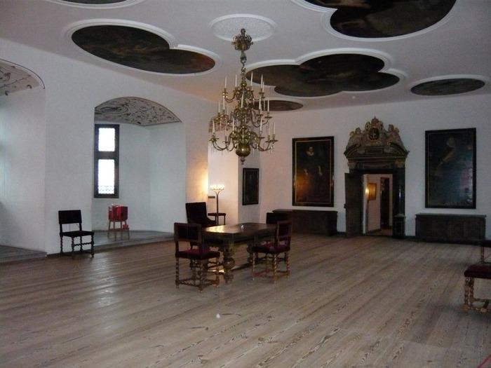 Замок Кронборг (Kronborg Castle) 44100