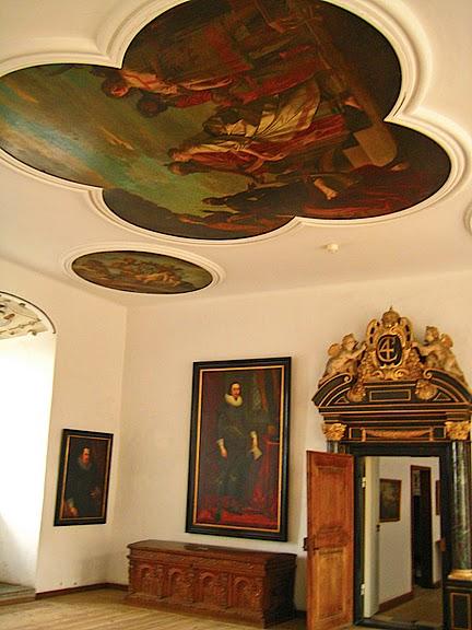 Замок Кронборг (Kronborg Castle) 70536