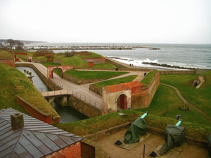 Замок Кронборг (Kronborg Castle) 82135