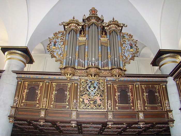 Замок Кронборг (Kronborg Castle) 45289