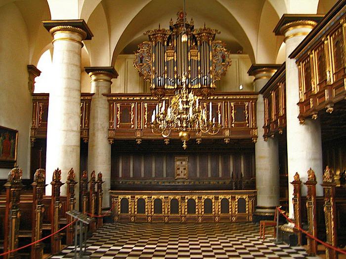 Замок Кронборг (Kronborg Castle) 11198