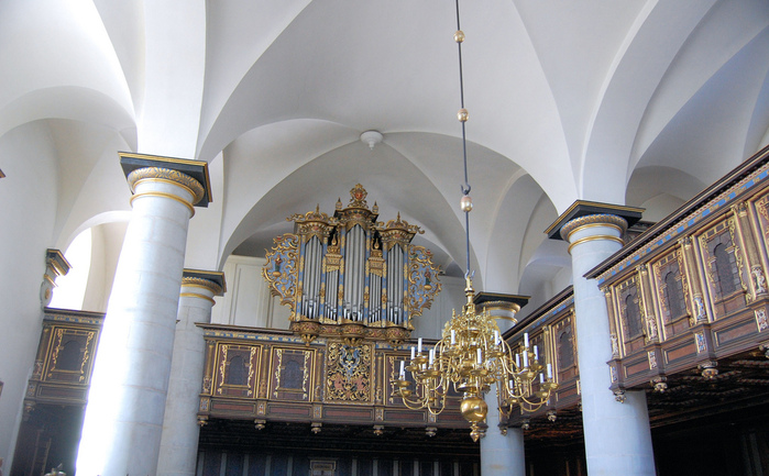 Замок Кронборг (Kronborg Castle) 21961