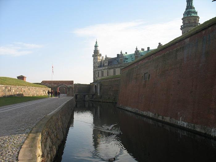 Замок Кронборг (Kronborg Castle) 68587